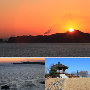 หมู่บ้านแวมกที่พระอาทิตย์ขึ้นและตกสวยงามที่สุด (Waemok Village)