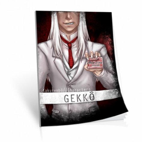 Characters : Gekkô