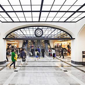 สวรรค์แห่งการช้อปปิ้งใต้เท้าคุณ ห้างสรรพสินค้าใต้ดินชั้นนำ