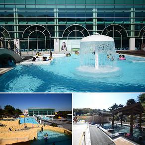 เพลิดเพลินไปกับการอาบน้ำร้อนและว่ายน้ำที่เทอเมเดน อีชอน