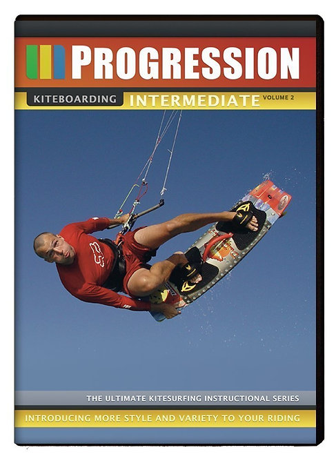 PROGRESSION DVD INTERMEDIATE VOL.2