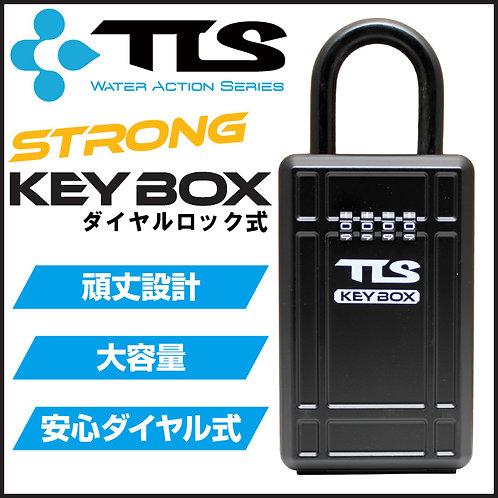 暗証番号ダイアル式 TOOLS ツールス KEY BOX セキュリティーキーボックス ダイヤルロック式
