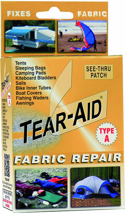 TEAR AID TYPE A リペアーキット