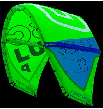 CRAZYFLY 2015 SCULP コンプリート