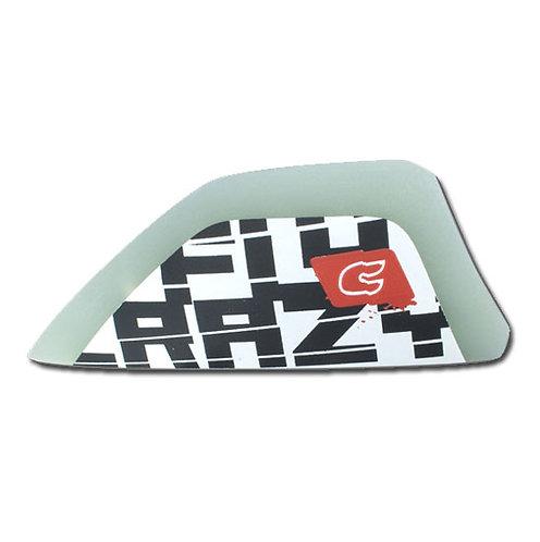 CRAZYFLY G10フィン旧モデル