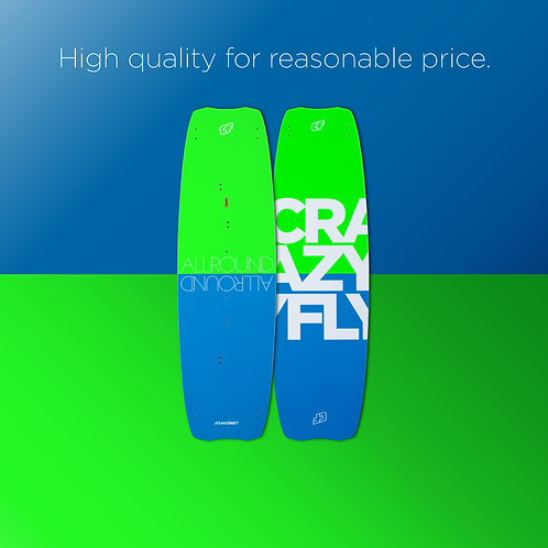 CRAZYFLY 2016 ALLROUND  ストラップパッド コンプリートセット
