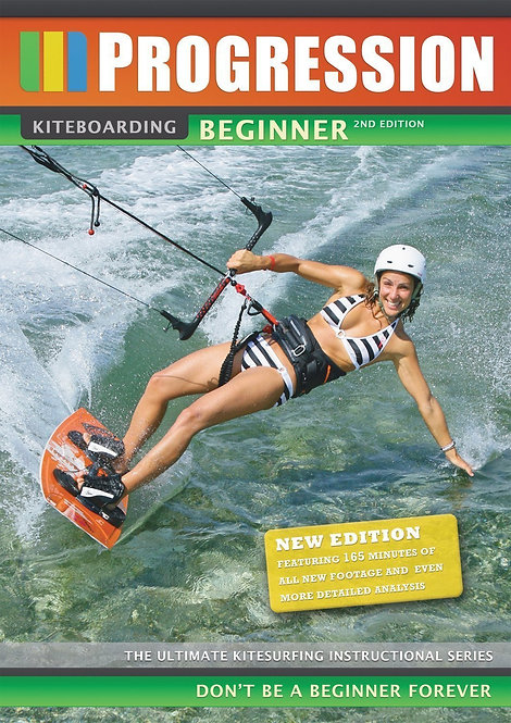 PROGRESSION DVD BIGGINER 2ND EDITION
