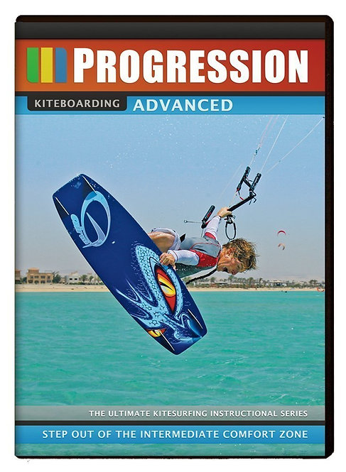 PROGRESSION DVD ADVANCED