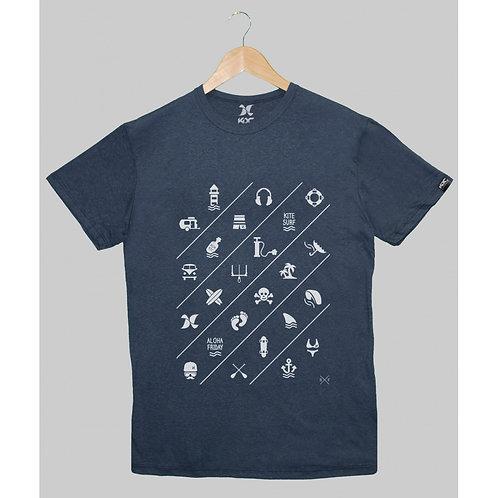 KITADDICT 2015 Tシャツ アイコン