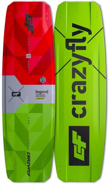 CRAZYFLY 2021 LEGEMD