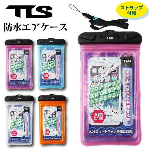 TOOLS ツールス エアケース Air Case 携帯 スマホ 小物 防水ケース 耐水 スマートフォン