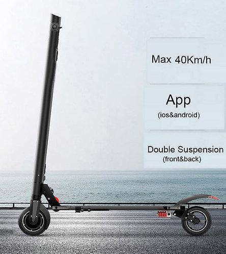 動キックスクーター 電動キックボード 最高時速36~40km ダブルサスペンション搭載  X3-PRO(Ver2.5)180日保証