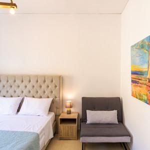 Double bedroom Flat at Ragia Beach!