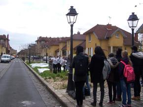 2016, Cité-jardin, Stains, 93