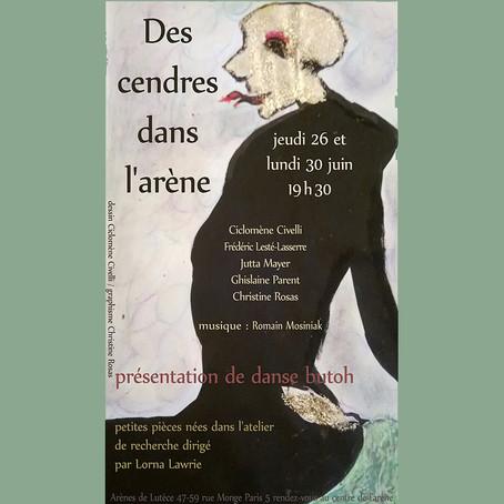 2014 – Arènes de Lutèce, Paris et Villeneuve-sur-Lot