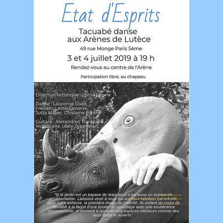 2019 – Arènes de Lutèce, Paris