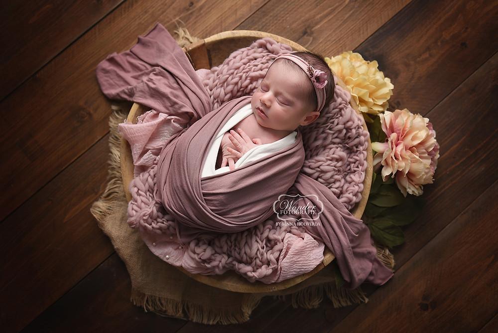 Newborn Baby Fotoshoot Overijssel Friesland Flevoland steenwijk