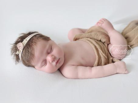 Newborn Baby Fotoshoot Alexis