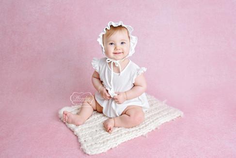 5 Sitter Sessie babyfotoshoot baby shoot