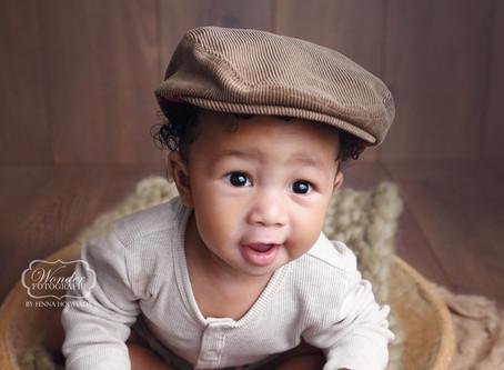 Babyfotoshoot Babyfotografie Studio