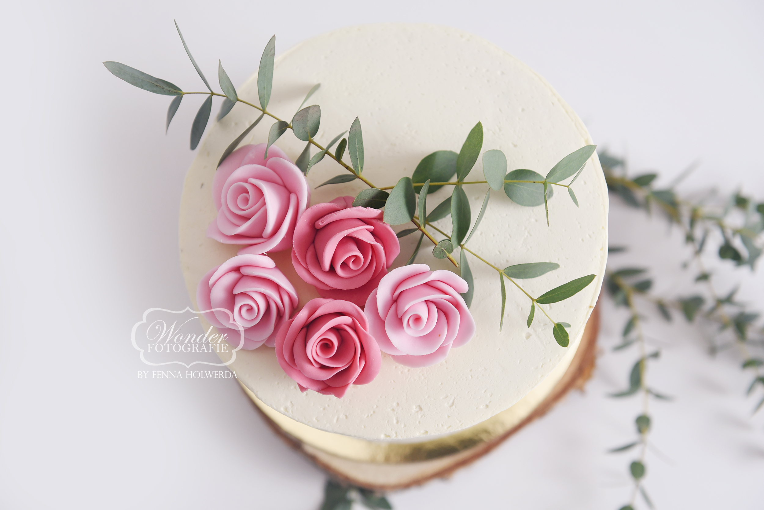2 boho cake smash botanical photo shoot fotoshoot puur simpel wit Wonder Fotografier Almere