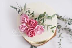 2 boho cake smash botanical photo shoot fotoshoot puur simpel wit Wonder Fotografier Almere