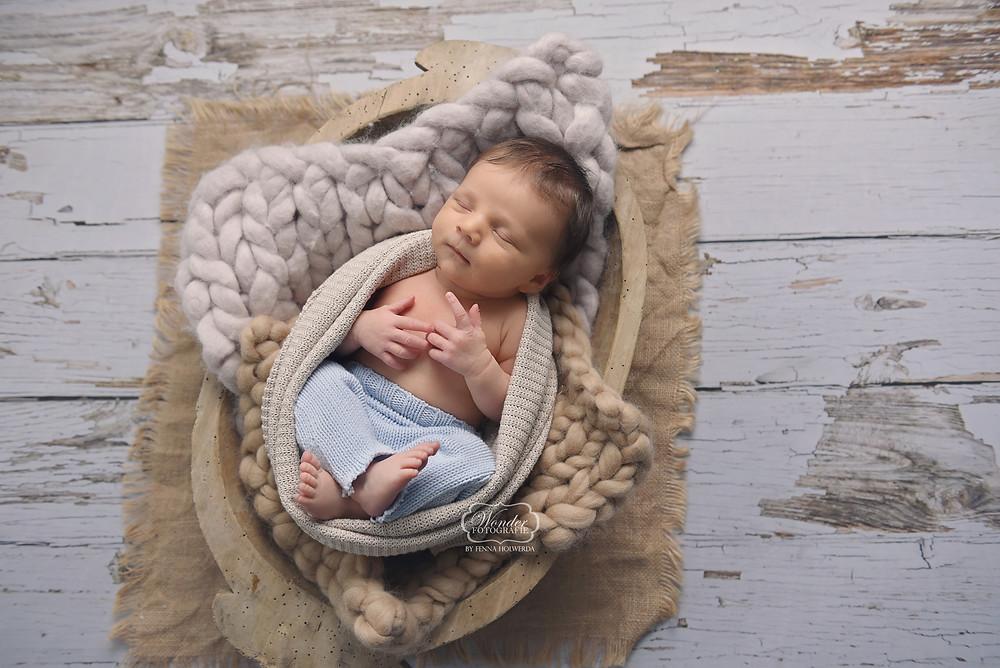 Newborn Baby Fotoshoot Fotografie Nederland