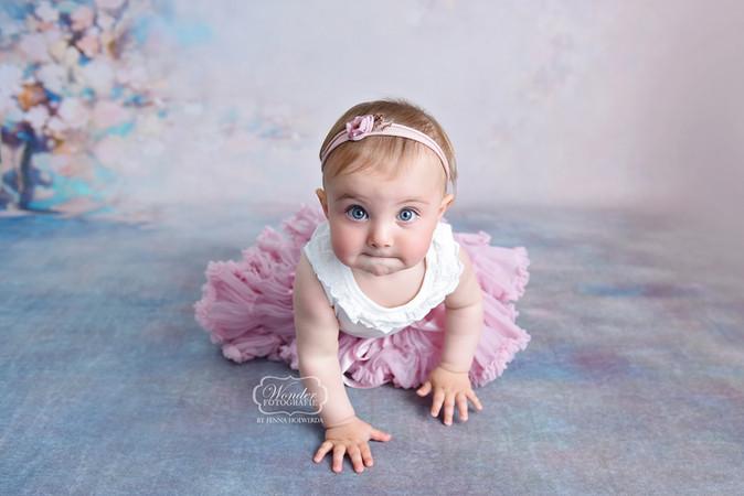 1 sitter sessie baby fotoshoot fotografi