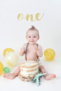 1 boho cake smash fotoshoot shoot photos