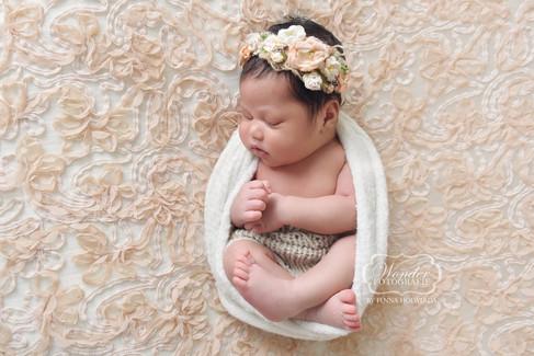 3 Newborn Fotoshoot mooiste baby beste n