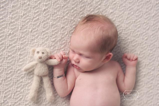 4 Newborn Fotoshoot baby fotografie phot