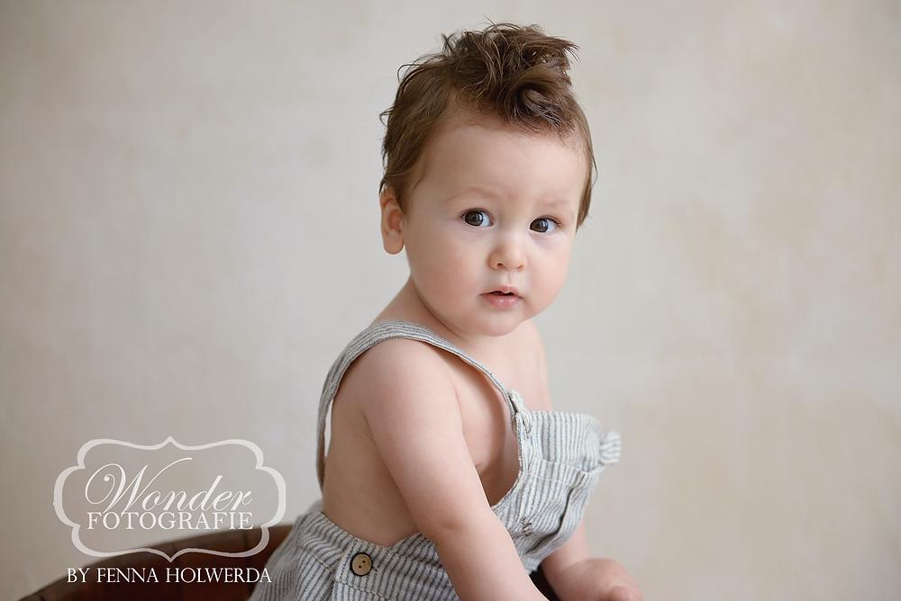 Sitter Session Babyfotoshoot 7 8 9 maanden Baby Zitten Half jaar