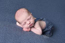 7 Newborn Fotoshoot baby jongen shoot fo