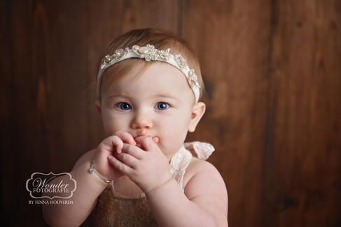 9 Sitter Sessie babyfotoshoot baby shoot