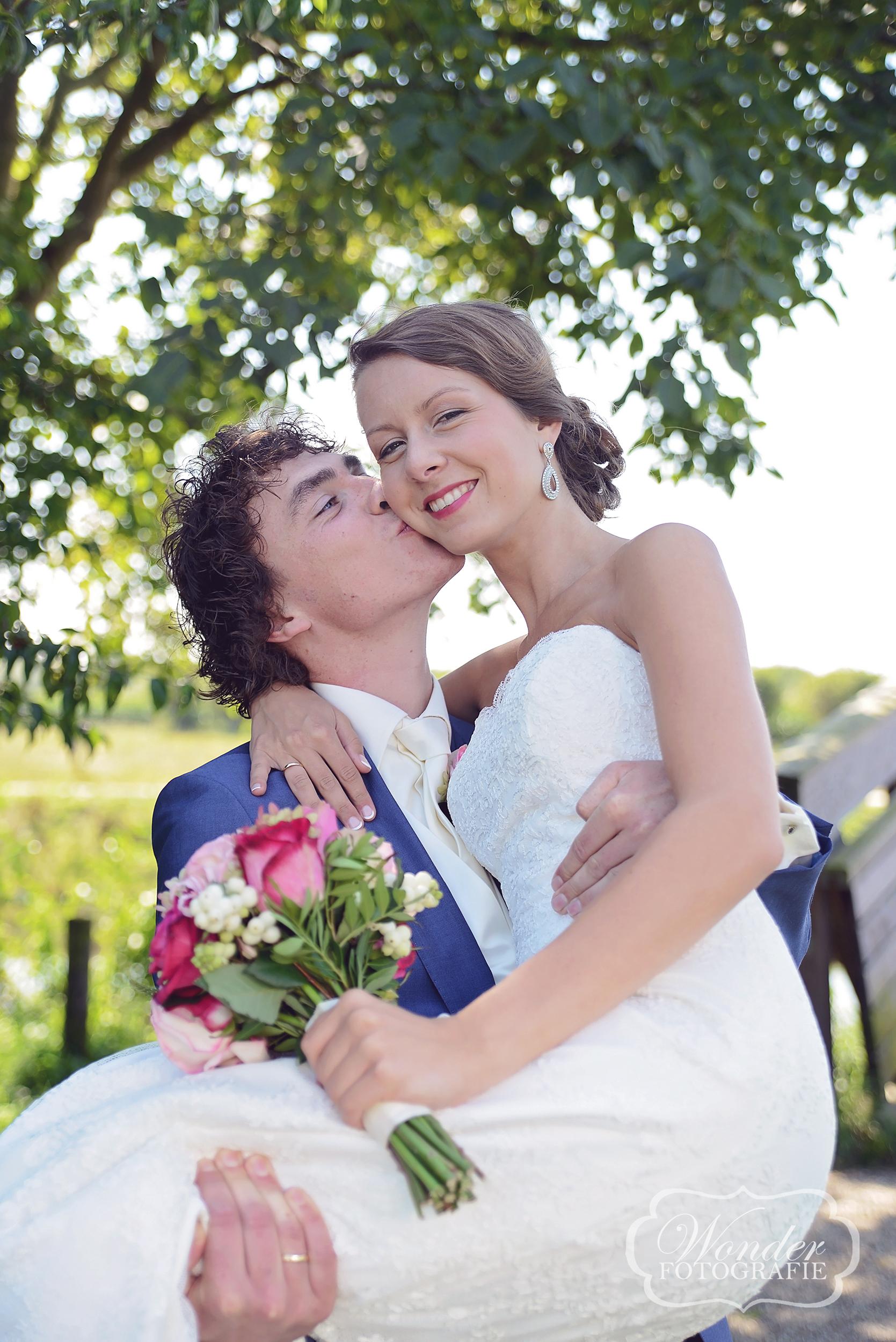 Trouwfotograaf Bruidsfotograaf Trouwfotografie Bruidsfotografie DIY Romantisch Spontaan Natuurlijk (