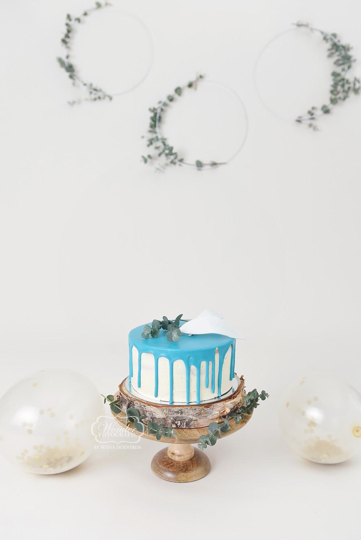 cake smash boho jongen boy fotoshoot photo shoot licht naturel puur