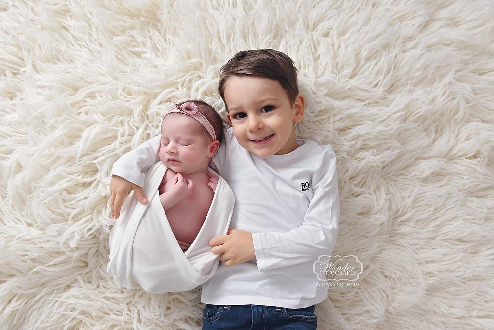 Newborn Baby Fotoshoot Overijssel Friesland Flevoland