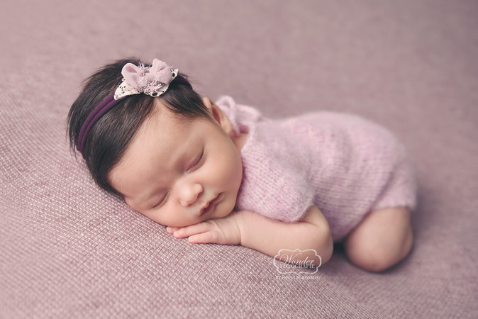 8 newborn baby fotografie fotoshoot foto
