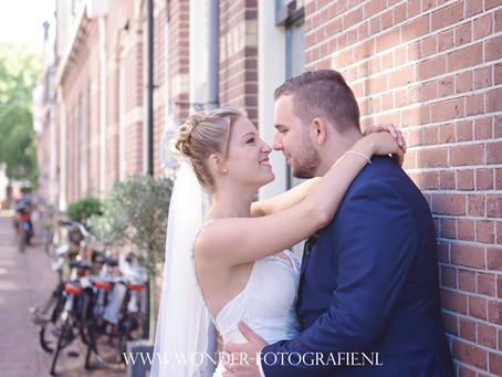 Bruiloft Kampen en Elburg