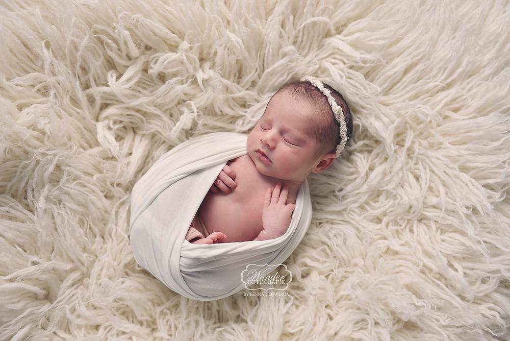 Newborn Baby Fotoshoot Overijssel Friesland Flevoland zwolle
