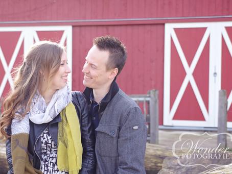 Gratis verlovingsfotoshoot bij trouwfotografie