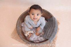 Social Media Sitter Babyfotoshoot Quinlan 11-11-2016 Wonder Fotografie 12