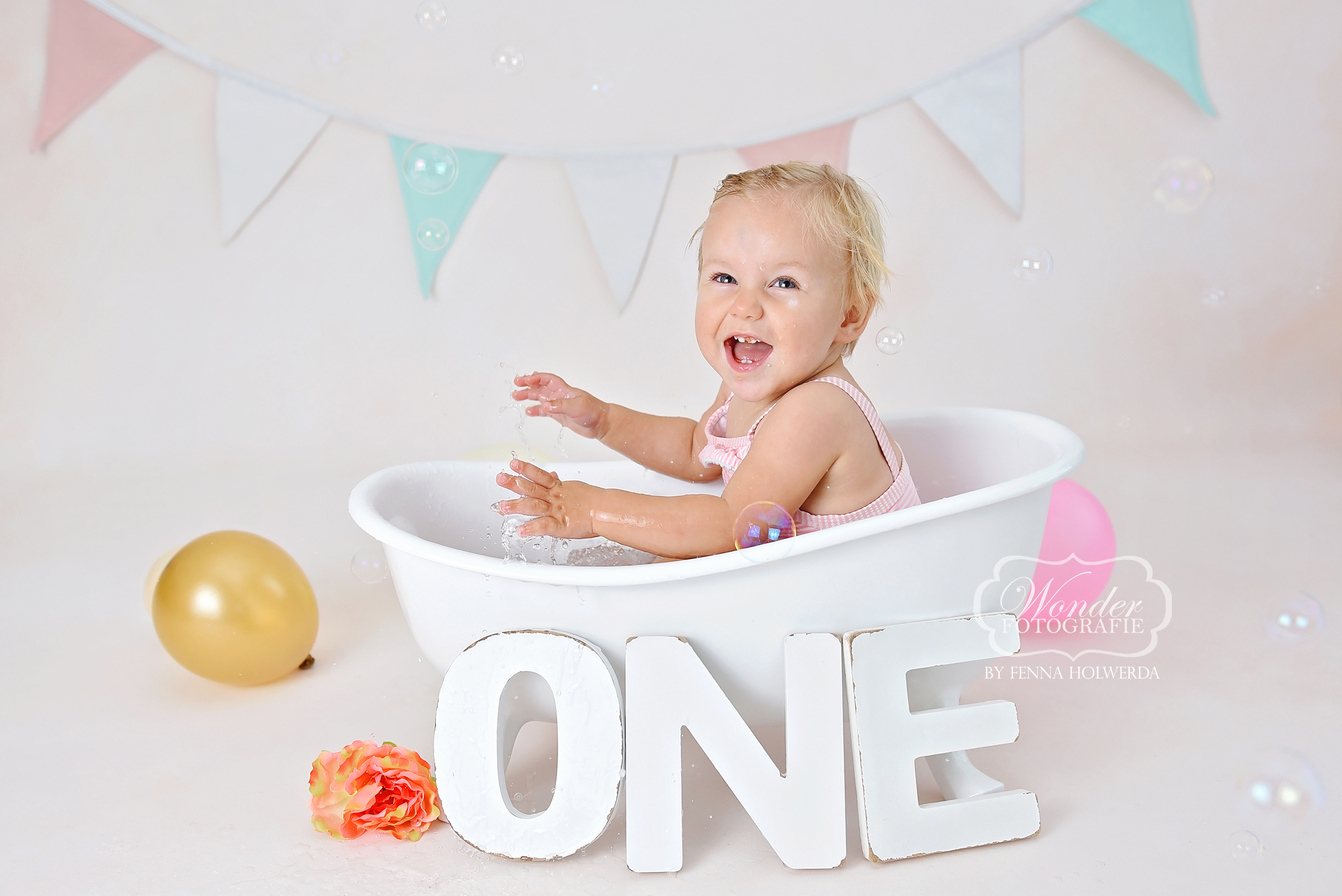 1 Cake Smash Fotoshoot baby fotograaf ph