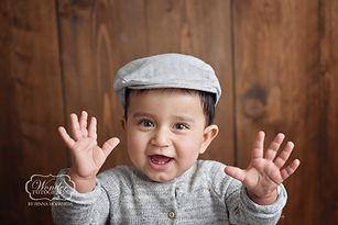 8 Sitter Sessie baby fotoshoot fotografi