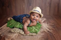2 Baby Fotoshoot fotografie photo shoot boy jongen 4 5 maanden months