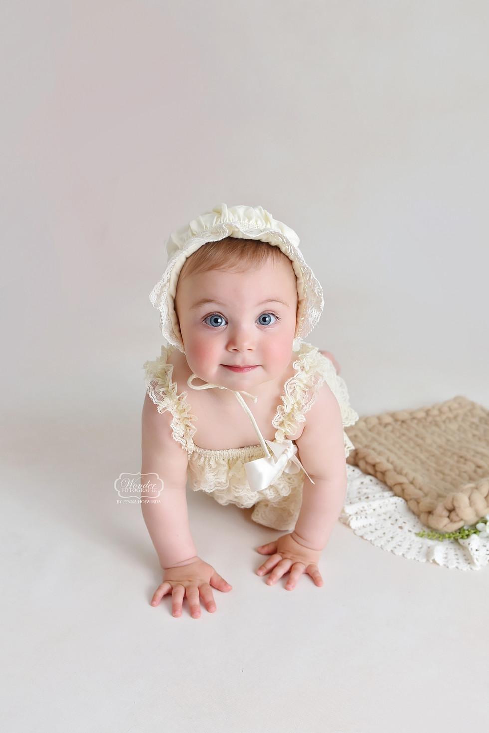 4 sitter sessie baby fotoshoot fotografi