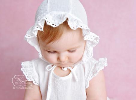 Mijlpaal Baby Fotoshoot