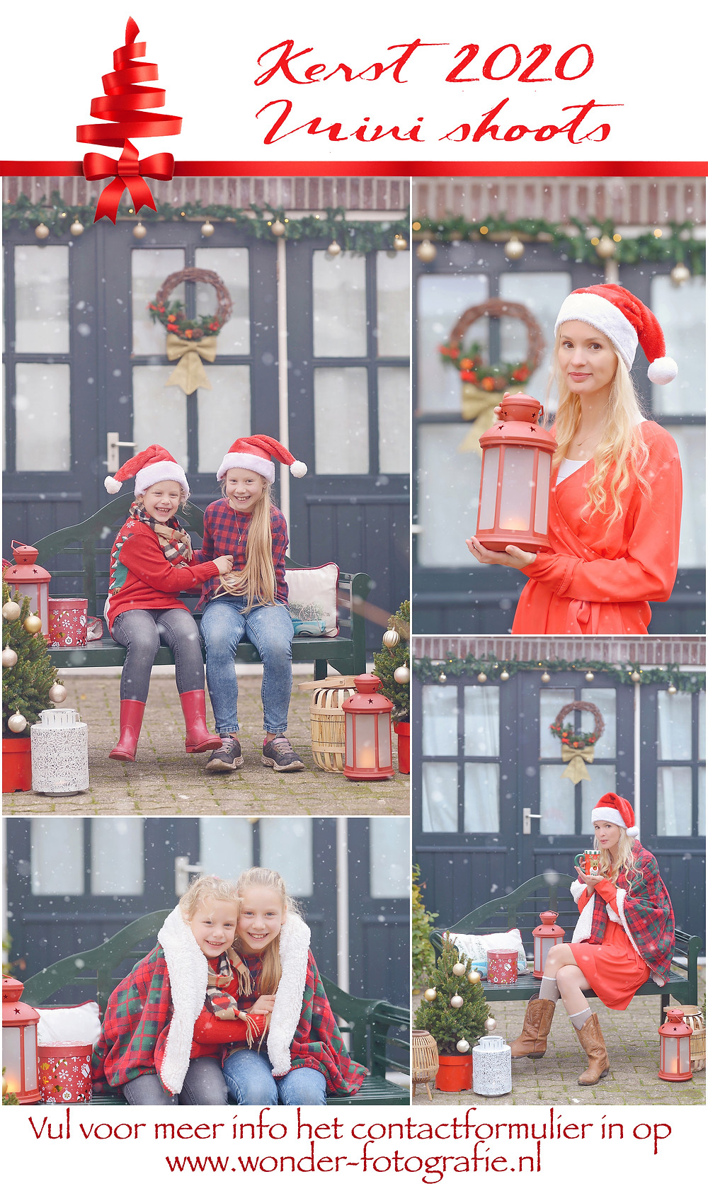 kerst mini fotoshoot 2020 shoot christmas photoshoot