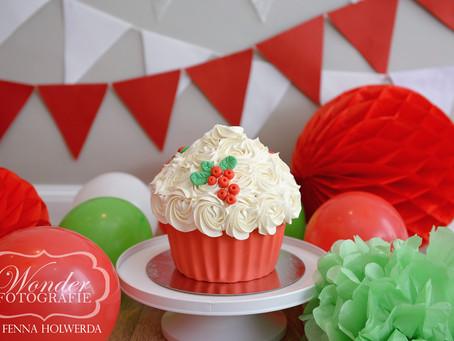 Cake Smash Fotoshoot - Red Berries