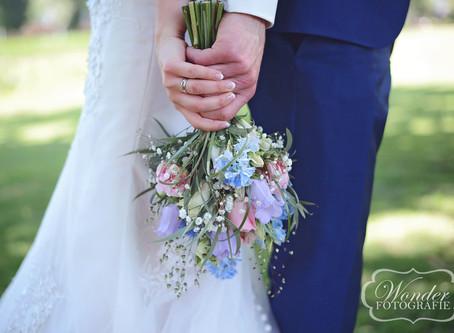 Bruiloft Andre en Melissa in Zeewolde, IJsselmuiden en Kampen